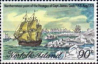 [The 200th Anniversary of Captain Cook's Northern-most Voyages, Typ FP]
