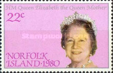 [The 80th Anniversary of the Birth of Queen Elizabeth the Queen Mother, 1900-2002, type GZ]