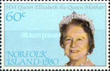 [The 80th Anniversary of the Birth of Queen Elizabeth the Queen Mother, 1900-2002, type GZ1]