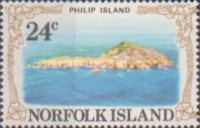 [Philip and Nepean Islands, Typ HT]