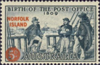 [The 150th Anniversary of Australian, type I]