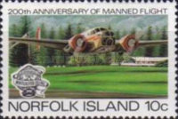 [The 200th Anniversary of Manned Flight, Typ IX]
