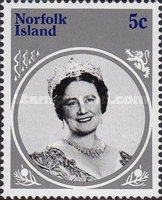 [The 85th Anniversary of the Birth of Queen Elizabeth the Queen Mother, 1900-2002, Typ LD]