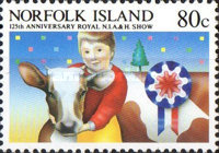 [The 125th Anniversary of Royal Norfolk Island Agricultural and Horticultural Show, Typ LK]
