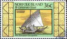 [The 200th Anniversary of the Colonization of Norfolk Island, Typ MI]