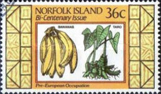 [The 200th Anniversary of the Colonization of Norfolk Island, type MJ]
