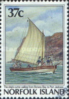 [The 200th Anniversary of the Colonization of Norfolk Island, Typ NR]