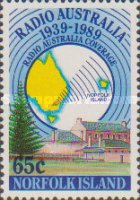 [The 50th Anniversary of Radio Australia, Typ PF]