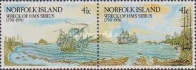 [The 200th Anniversary of Wreck of H.M.S.