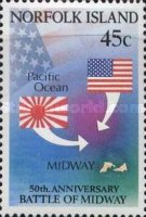 [The 50th Anniversary of Battle of Midway, type QZ]