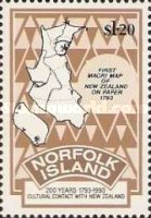 [The 200th Anniversary of Cultural Connections with New Zealand, Typ SC]
