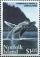 [Humpback Whale Conservation, Typ TF]