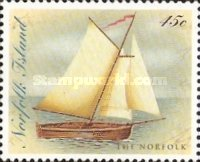 [The 200th Anniversary of Sailing Boat