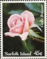 [The 50th Anniversary of National Women's Association - Roses, Typ XN]