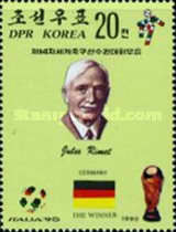 [West Germany, Winners of Football World Cup - Italy, type DJW]