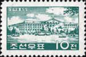 [Townscape of the New Pyongyang, type HI]