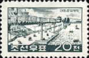 [Townscape of the New Pyongyang, type HJ]