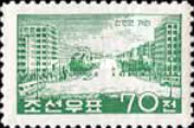 [Townscape of the New Pyongyang, type HL]
