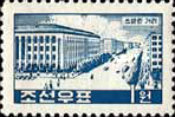[Townscape of the New Pyongyang, type HM]