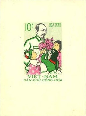[The 70th Anniversary of the Birth of President Ho Chi Minh, 1890-1969, type ]
