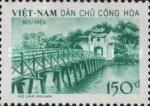 [Jade Temple and the Huc Bridge, Hanoi, Typ AI]