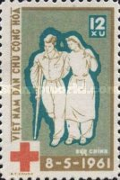[The 98th Anniversary of International Red Cross, type CH]