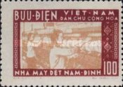 [Commissioning of the Cotton Factory of Nam Dinh, type R]