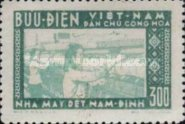 [Commissioning of the Cotton Factory of Nam Dinh, type R2]