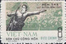 [Victorious Spring Offensive in 1968 of the National Liberation Front in South Vietnam, Typ RA]
