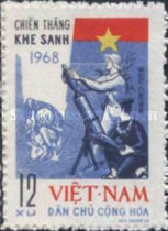 [Victorious Spring Offensive in 1968 of the National Liberation Front in South Vietnam, Typ RD]