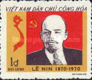 [The 100th Anniversary of the Birth of Vladimir Ilyich Lenin, 1870-1924, Typ SB]