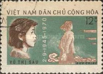 [The 25th Anniversary of Democratic Republic of Vietnam, Typ SV]