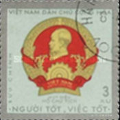 [The 81st Anniversary of the Birth of Ho Chi Minh, Typ TO1]