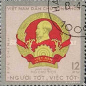 [The 81st Anniversary of the Birth of Ho Chi Minh, Typ TO3]