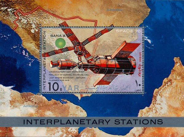 [Airmail - Space Travel, type ]