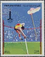 [Airmail - Olympic Games - Moscow 1980, USSR, type APP]