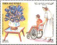 [Airmail - International Year of Disabled Persons, type AQQ]