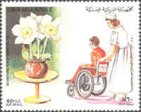 [Airmail - International Year of Disabled Persons, type AQS]