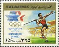 [Airmail - Olympic Games - Los Angeles 1984, USA, type AUD]