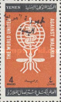 [Issues of 1962 Handstamped