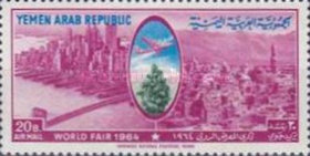 [Airmail - New York World's Fair, Typ HS2]