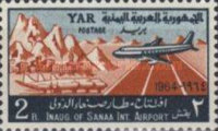 [Inauguration of Sana'a International Airport, Typ IF]