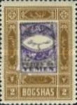 [Issues of 1940 Surcharged, type J9]