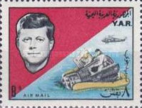 [Airmail - President Kennedy Commemoration, type JZ]
