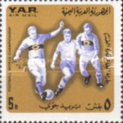[Airmail - Football World Cup - England, type MP]