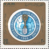 [Airmail - Football World Cup - England, type MQ]