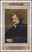[Airmail - Paintings by Flemish Masters, type OZ]