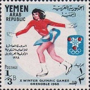[Winter Olympic Games 1968 - Grenoble, France, type PT]