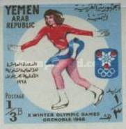 [Winter Olympic Games 1968 - Grenoble, France, type PT1]