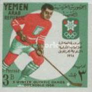 [Winter Olympic Games 1968 - Grenoble, France, type PV1]